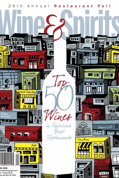 Wine & Spirits Top 50 Wine's In America's Best Restaurants